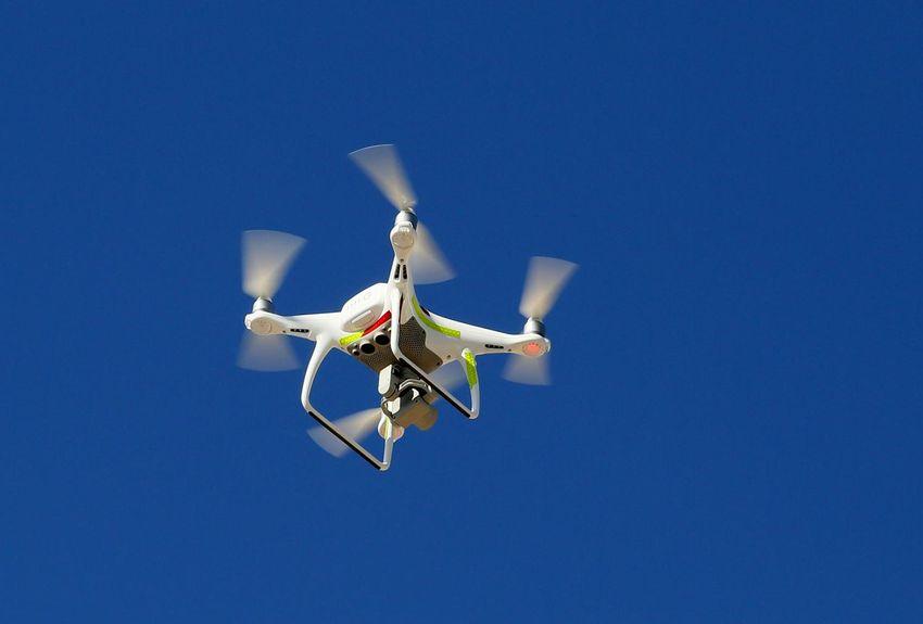 Aux Etats-Unis, un drone a livré un colis précieux : un rein