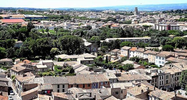 Un drone pour repérer les immeubles en péril dans le centre-ville de Carcassonne.