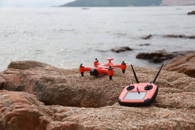 Comme un cormoran, ce drone peut voler mais aussi aller sous l'eau.