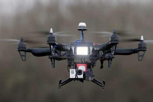 Les lignes bougent entre gentils et vilains drones