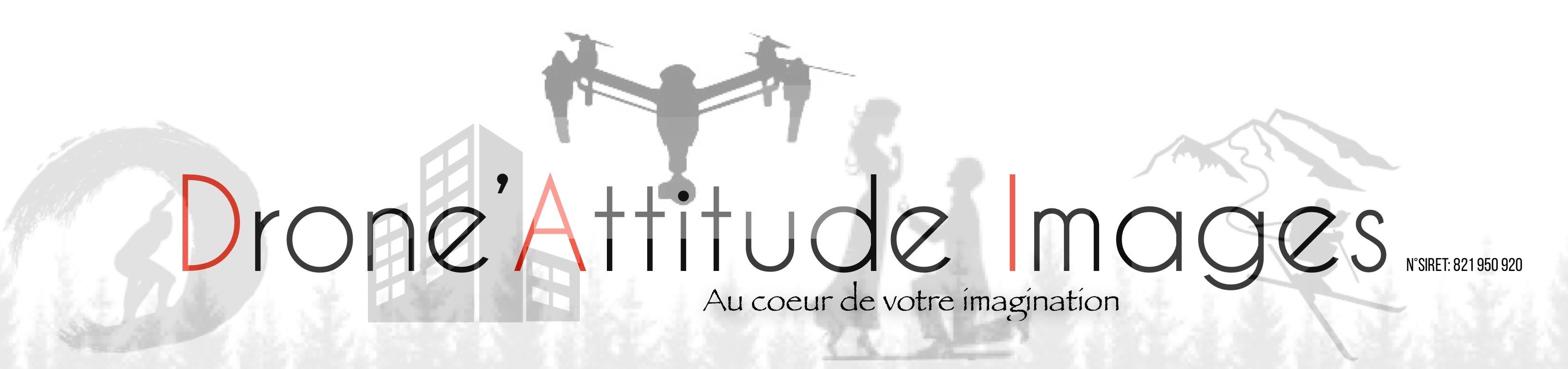 – Drone'Attitude images –