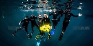 iBubble : le drone sous-marin marseillais révolutionne la prise de vue subaquatique