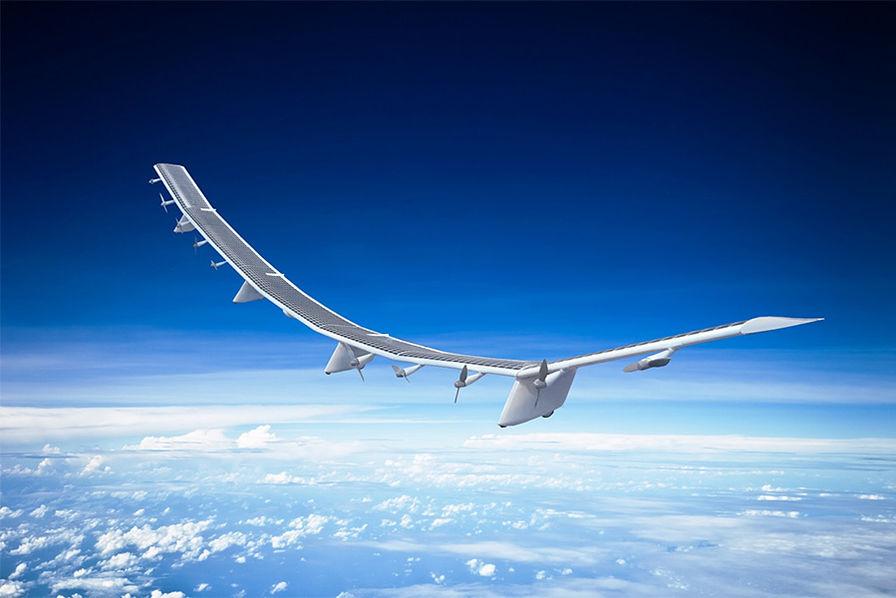ACCUEIL SPATIAL DÉFENSE DRONES L'AÉRO EN RÉGIONS AVIATION CIVILE DIGITAL/TECHNOS SoftBank développe un drone stratosphérique pour fournir internet partout dans le monde