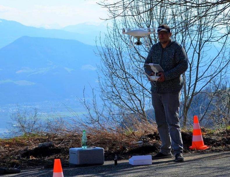 Odenas : à la découverte de l'univers du drone