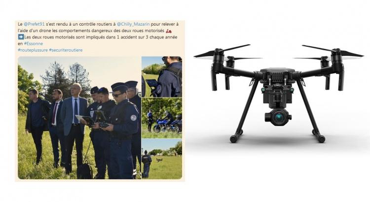 Non détecté par les applications Waze et Coyote, le radar drone cible certaines manœuvres illicites avec une efficacité supérieure aux radars classiques.