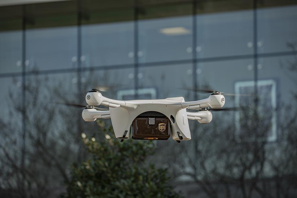 UPS lance sa compagnie aérienne de drones pour livrer des échantillons médicaux