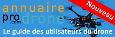 Le guide des utilisateurs du drone