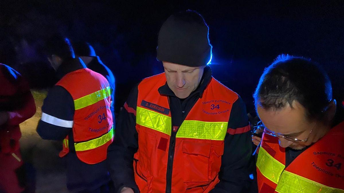 Hérault : deux randonneurs retrouvés grâce à un drone thermique, utilisé pour la première fois